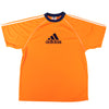 Adidas Three Stripe Center Logo Jersey
