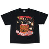 2006 Aerosmith Motley Crue Route of All Evil Tour T-Shirt