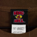 2005 King of The Hill No Gut No Glory T-Shirt