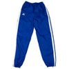 2002 Adidas Spell Out Striped Windbreaker Joggers
