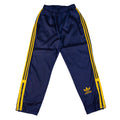 Adidas Trefoil Logo Embroidered Three Stripe Joggers