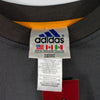 Adidas Three Stripe Center Logo T-Shirt