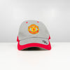 Manchester United Champions League Strap Back Hat