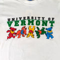 1996 Grateful Dead University of Vermont T-Shirt
