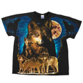 Wolf All Over Print T-Shirt