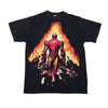Mad Engine Marvel Iron Man Fire T-Shirt