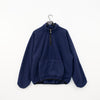 Champion C Logo Quarter Zip Fleece