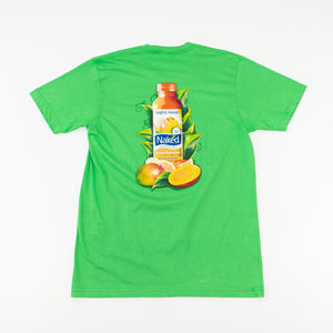 Y2K Naked Deliciousness of Life Mighty Mango Promo T-Shirt
