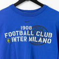 NIKE Center Swoosh Inter Milan Longe Sleeve T-Shirt