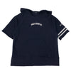 Polo Jeans Co Spell Out Short Sleeve Hoodie