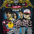 2007 Civic Tour Fall Out Boy Paul Wall T-Shirt