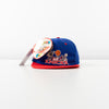 1993 Logo 7 Bugs Bunny New York Knicks Snap Back Hat