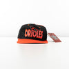 #1 Apparel Baltimore Orioles Color Block Snap Back