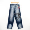 LOT 29 Marvin The Martian Wide Leg Jeans