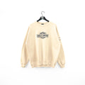 Harley Davidson Embroidered Sweatshirt
