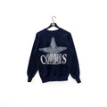 1996 Competitor Dallas Cowboys Spell Out Sweatshirt