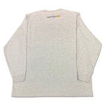 Load image into Gallery viewer, Y2K Carhartt Spell Out Logo Long Sleeve T-Shirt