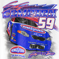 Stacy Compton Kingsford Nascar T-Shirt