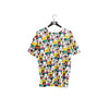 Mickey & Co. Disney Character All Over Print T-Shirt