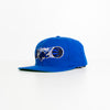 Orlando Magic Spell Out G Cap Snap Back Hat