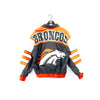 Artpel Denver Broncos All Over Thrashed Leather Jacket