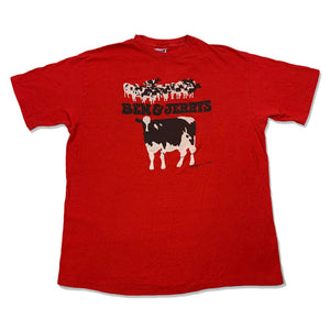 1985 Ben & Jerry's Vermont's Finest Ice Cream Cow T-Shirt