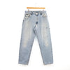 Calvin Klein Easy Fit Double Stone Wash Thrashed Jeans
