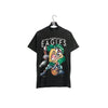 1996 Warner Bros Taz Philadelphia Eagles Thrashed T-Shirt