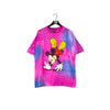 Mickey Unlimited Mickey Handstand Tie Dye T-Shirt