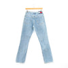 Tommy Hilfiger Boot Cut Patch Logo Jeans