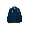 NIKE Spell Out Ringer Sweatshirt