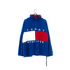 Tommy Hilfiger Outdoors Spell Out Big Flag Fleece Sweatshirt