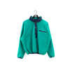 The North Face Snap Button Fleece Pullover