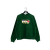 1996 Looney Tunes Taz Embroidered Sweatshirt