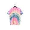 Multicolor Ice Dye T-Shirt