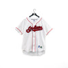 Russell Athletic Diamond Collection Cleveland Indians Kenny Lofton Jersey