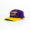 Twins LA Lakers Spell Out Snap Back Hat