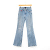 2000 Tommy Hilifger Jeans 5 Pocket Bell Bottom Jeans