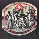 Load image into Gallery viewer, 90s Pete's Wicked Ale Box Logo Promo T-Shirt