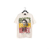 2007 Zion Bob Marley Roots Rock Rebel Thrashed T-Shirt
