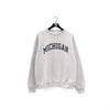 Champion Michigan Collegiate Thrashed Sweatshirt