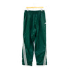 Adidas Spell Out Three Stripe Snap Button Joggers