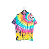 Destination Designs Spiral Tie Dye T-Shirt