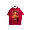 1997 Craig Tennant The Mountain Native American Print T-Shirt