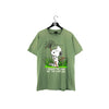 Peanuts Snoopy I Fought The Grass T-Shirt