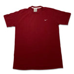 Load image into Gallery viewer, Y2K NIKE Mini Chest Swoosh T-Shirt