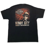 Load image into Gallery viewer, 2016 Windy City Al Capone Harley Davidson Pocket T-Shirt