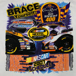 Load image into Gallery viewer, 2007 Crown Royal Jim Stewart 400 Nascar T-Shirt