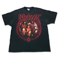 Y2K SlipKnot Spell Out Band T-Shirt