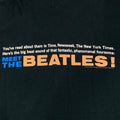 1992 Apple Corp Meet The Beatles T-Shirt